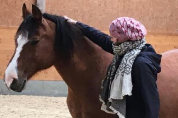 Persönlichkeitscoaching mit Pferd